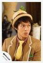 【中古】生写真(ジャニーズ)/アイドル/関ジャニ∞ 関ジャニ∞/丸山隆平/バストアップ・ジャケット茶色・シャツ赤白チェック・帽子/公式生写真