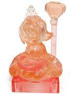 【中古】トレーディングフィギュア ワンダちゃん(ピンククリア) 「ワンダちゃんのひなあられ ひな人形風フィギュアコレクション」 ワンダーフェスティバル2003冬限定