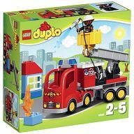 【予約】おもちゃ LEGO 消防車 「レゴ デュプロのまち」 10592 【画】