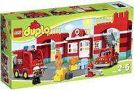 【予約】おもちゃ LEGO 消防署 「レゴ デュプロのまち」 10593 【画】