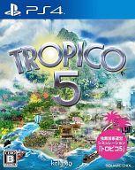 [Used] PS4 soft Tropico 5 [02P09Jul16] [Picture]