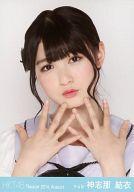 【中古】生写真(AKB48・SKE48)/アイドル/HKT48 神志那結衣/バストアップ/劇場トレーディング...