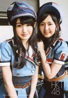 【中古】生写真(AKB48・SKE48)/アイドル/HKT48 神志那結衣・森保まどか/CD「12秒」HMV特典生...