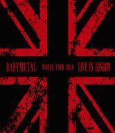ミュージック, その他 Blu-ray Disc BABYMETAL BABYMETAL LIVE IN LONDON -BABYMETAL WORLD TOUR 2014-