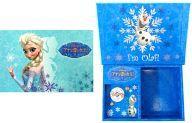 【中古】オルゴール(キャラクター) エルサ(ブルー) プレミアム小物入れ付オルゴール 「アナと雪の女王」