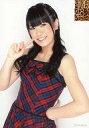 【エントリーでポイント10倍!(6月11日01:59まで!)】【中古】生写真(AKB48・SKE48)/アイドル/NMB48 福本愛菜/上半身・衣装赤・黒・チェック柄・左手腰・右手人差し指顔/公式生写真