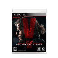 【中古】PS3ソフト メタルギアソリッド5 ファントム・ペイン[通常版]