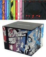 アニメBlu-ray Disc メカクシティアクターズ 完全生産限定版 全12巻セット(全巻収納BOX付き)