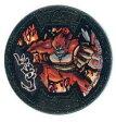 【中古】妖怪メダル [コード保証無し] レッドJ Bメダル(ホロ・ボスメダル) 「3DSソフト 妖怪ウォッチバスターズ 赤猫団」 パッケージ版購入特典
