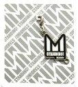 【中古】キーホルダー・マスコット(男性) 宮野真守 会場限定チャーム(ホワイト) 「MAMORU MIYANO LIVE TOUR 2011 〜STANDING!〜」