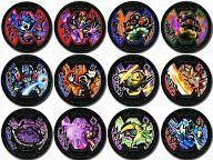 【中古】妖怪メダル [コード保証無し] 全12種セット 「妖怪ウォッチ 妖怪メダルバスターズラムネ」【02P24Oct15】【画】