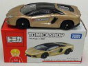 ミニカー 1/68 ランボルギーニ アヴェンタドール LP700-4(ゴールド×ブラック) 「トミカ」 トミカショップ限定