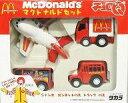 【中古】ミニカー チョロQ マクドナルドセット(4台セット)