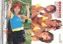 【中古】コレクションカード(女性)/ready Lady -cool women collection- 107 : 八木奈緒子/チャレンジカード(BONUS)/ready Lady -cool women collection-