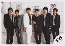 【中古】生写真(男性)/アイドル/V6 V6/集合(6人)/横型・衣装黒・グレー・白・センター井ノ原...