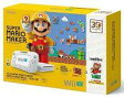 【中古】WiiUハード WiiU本体 スーパーマリオメーカー スーパーマリオ30周年セット