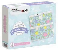 [新]3 任天堂 DS 硬新的任天堂 3 ds 控制台 kisekae 板包多彩星 [02P23Apr16] [图片]