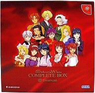 【中古】DCソフト サクラ大戦 COMPLETE BOX (状態:外箱・ケース内部状態難)