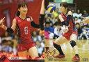 【中古】スポーツ/レギュラーカード/全日本女子バレーボール 火の鳥NIPPON2014公式トレーディングカード RG19 [レギュラーカード] : 佐野優子