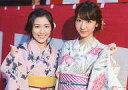 【中古】生写真(AKB48・SKE48)/アイドル/AKB48 渡辺麻友・柏木由紀/CD「ハロウィン・ナイト」ヨドバシカメラ特典生写真【タイムセール】