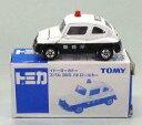 ミニカー 1/50 スバル 360 パトロールカー(ブラック×ホワイト) 「トミカ」 イトーヨーカドー限定