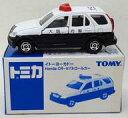 ミニカー 1/61 Honda CR-V パトロールカー(ホワイト×ブラック) 「トミカ」 イトーヨーカドー限定
