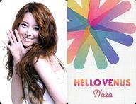 トレーディングカード・テレカ, トレーディングカード ()1st Mini Album - Venus() HELLO VENUS(Nara)1st Mini Album - Venus()