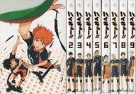 アニメBlu-ray Disc ハイキュー!! 初回生産限定版 全9巻セット(アニメイト収納BOX付き)
