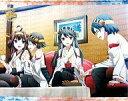 【中古】タペストリー 金剛&比叡&榛名&霧島 描き下ろしB2タペストリー 「Blu-ray/DVD 艦隊これくしょん〜艦これ〜」 とらのあな全巻購入特典