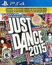 【中古】PS4ソフト 北米版 JUST DANCE 2015 (国内版本体動作可)