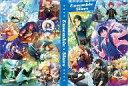 【中古】バッジ・ピンズ(キャラクター) 2.ブルー ロングカンバッジ収納アルバム 「あんさんぶるスターズ!」