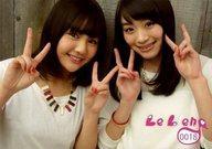 【中古】生写真(女性)/アイドル/Le Lien 0018 : Le Lien/Minami(三瓶みなみ)・Karin(小山内花凜)/公式生写真