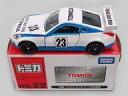 ミニカー 1/58 ニッサン フェアレディZ レース仕様車 #23(ホワイト×ブルー) 「トミカ イベントモデル No.22」