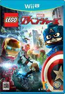 【中古】WiiUソフト LEGO マーベル アベンジャーズ