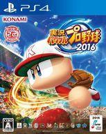 【新品】PS4ソフト 実況パワフルプロ野球2016【02P27May16】【画】