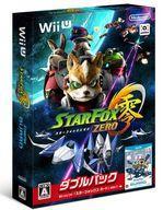 【新品】WiiUソフト 『スターフォックス ゼロ・スターフォックス ガード』ダブルパック 【0…