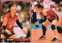 【中古】スポーツ/レギュラーカード/V・プレミアリーグ女子公式トレーディングカード2015 RG61 [レギュラーカード] : 佐野優子