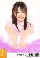 【エントリーでポイント10倍!(9月26日01:59まで!)】【中古】生写真(AKB48・SKE48)/アイドル/SKE48 小野晴香/バストアップ・両手扇子・「2011.06」/SKE48 2011年6月度 個別生写真「コスプレ衣装 チャイナ服」