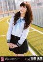 【中古】生写真(AKB48・SKE48)/アイドル/NMB48 吉田朱里/しがみついた青春/CD「君はメロディー」劇場盤特典生写真