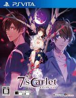 【予約】PSVITAソフト 7'scarlet [通常版]【画】