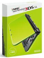 [新] 主体新的任天堂,任天堂 3 DS 硬的保护石灰 / 黑色 [02P27May16] [图片]