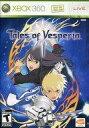 【中古】XBOX360ソフト 北米版 Tales of Vesperia(国内版本体動作可)