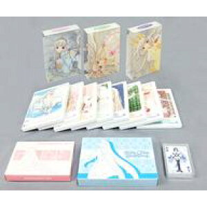 [Использовано] Аниме DVD Chobits Первое издание Limited Edition BOX * 3 с набором 8 томов