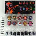 【中古】おもちゃ レジェンドライダーゴーストアイコンセット(10個セット) 「仮面ライダーゴースト」 プレミアムバンダイ限定
