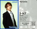 "【中古】コレクションカード(男性)/TanoCa「Lights 〜Winter Version〜」 AAA""TanoCa""着うた(R)ver.(AVZD-48321) 3-N.T : AAA/西島隆弘/TanoCa「Lights 〜Winter Version〜」 AAA""TanoCa""着うた(R)ver.(AVZD-48321)"
