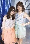 【中古】生写真(AKB48・SKE48)/アイドル/AKB48 樋渡結依・中村麻里子/CD「翼はいらない」キャラアニ.com特典生写真【タイムセール】