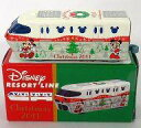 ミニカー ディズニーリゾートライン メリークリスマス 2011Ver.(ホワイト×レッド×グレー) 「トミカ」 東京ディズニーリゾート限定