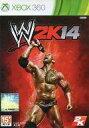 【中古】XB360ソフト アジア版 WWE 2K14(国内版本体動作可)