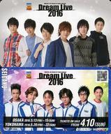 トレーディングカード・テレカ, トレーディングカード () Dream Live 2016 (6)2 Dream Live 2016