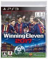 【予約】PS3ソフト ウイニングイレブン2017【画】